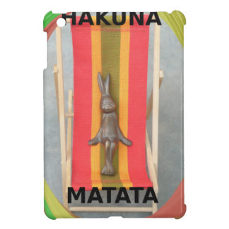 Just Chilling Hakuna Matata summer time iPad Mini Cases