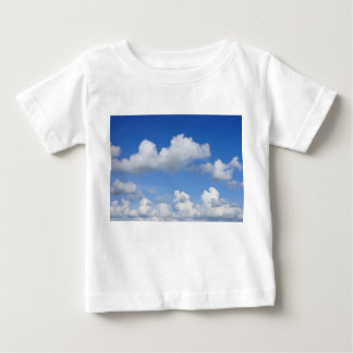 Just Clouds Baby T-Shirt