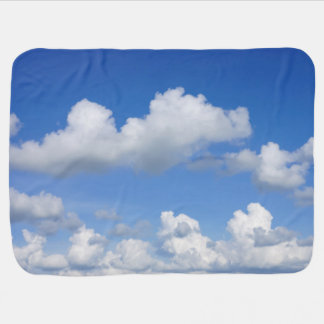 Just Clouds Swaddle Blanket