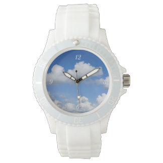 Just Clouds Wrist Watches