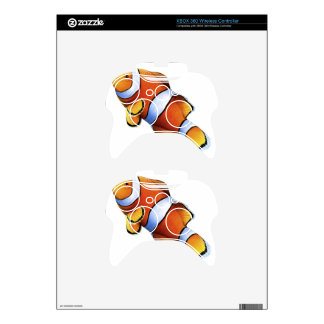 JUST CLOWNING AROUND XBOX 360 CONTROLLER SKINS