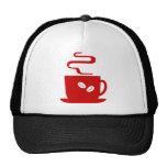 Just Coffee Mesh Hat