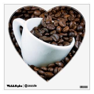 Just coffee wall sticker