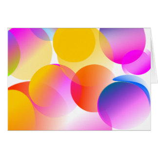 Just Colors Card