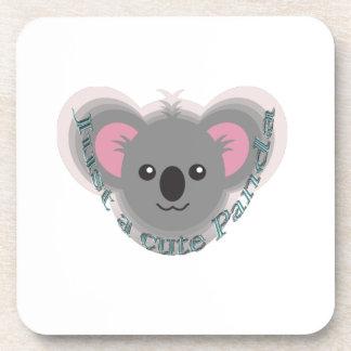 Just cute panda coaster