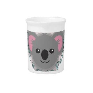 Just cute panda pitcher