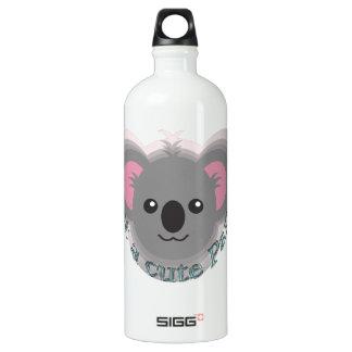 Just cute panda water bottle