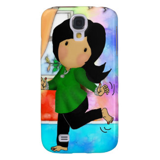 Just Dance iPhone 3gs Case Samsung Galaxy S4 Cover