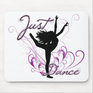 Just Dance Mouse Pad