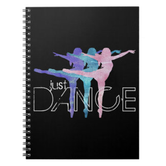 Just Dance Notebook