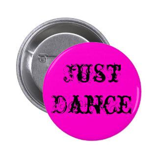 Just Dance pin