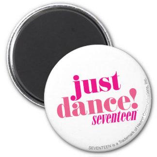 Just Dance - Pink 2 Inch Round Magnet
