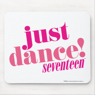 Just Dance - Pink Mouse Pad