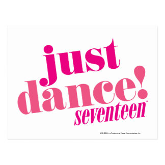 Just Dance - Pink Post Cards