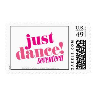 Just Dance - Pink Stamp