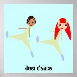 Just Dance Print
