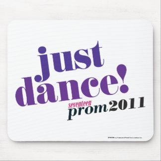 Just Dance - Purple Mouse Pad
