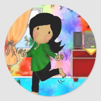 Just Dance Stickers