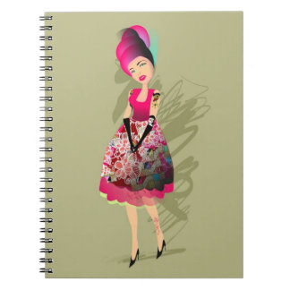 Just Darling Note Books