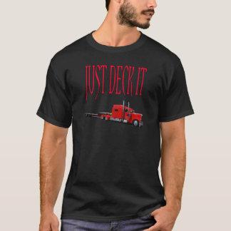 Just Deck It T-Shirt