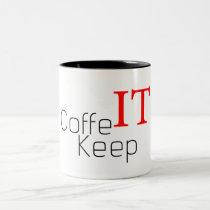 Just Design IT Coffee Mug
