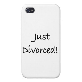 just divorced.png covers for iPhone 4