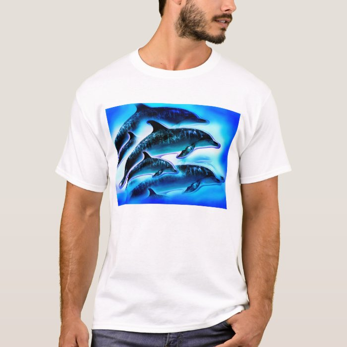 JUST DOLPHINS T-Shirt