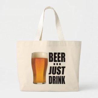 Just Drink Bag