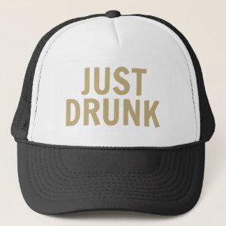 'Just Drunk' Trucker Hat