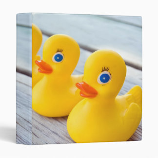 Just Ducky 3 Ring Binder