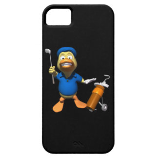 Just Ducky iPhone SE/5/5s Case