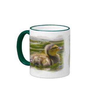 Just Ducky Mug mug