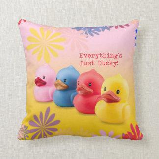 Just Ducky Pillow