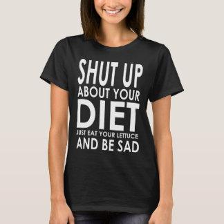 JUST EAT YOUR LETTUCE T-Shirt