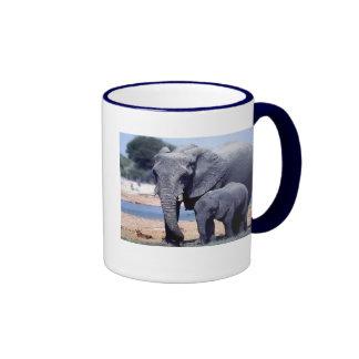 JUST ELEPHANTS MUG