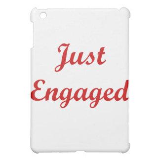 Just Engaged iPad Mini Case