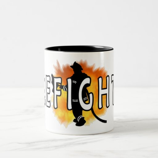 Just Firefighter Mugs