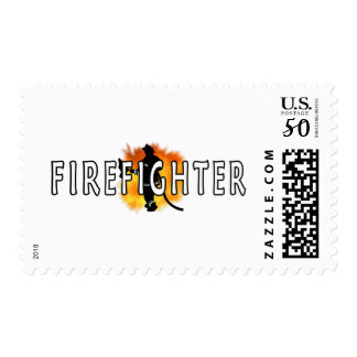 Just Firefighter Postage