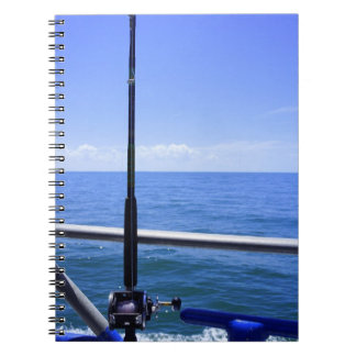 Just Fish Spiral Note Book