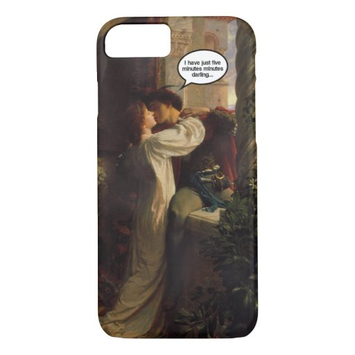Just five minutes for love iPhone 8/7 case