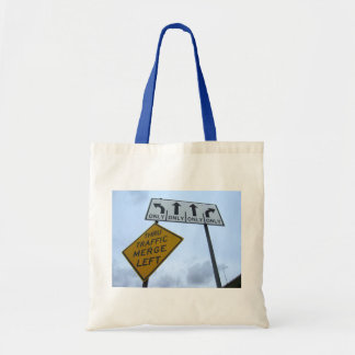 Just Follow The Signs Tote Bag