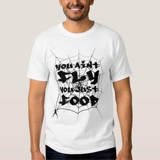 Just Food_White Shirt
