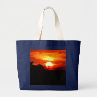 Just For A Moment Large Tote Bag