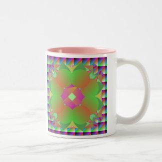 Just For Fun Two-Tone Coffee Mug