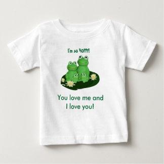 Just for Kids FROG FAMILY ... Infant T-shirt