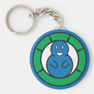Just For Style 4 Logo / JFS IV Keychain