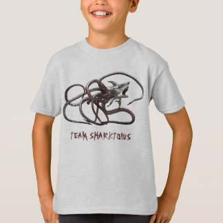 Just for the KIDS, Team Sharktopus Shirt