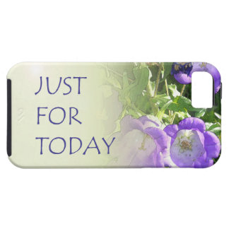 Just for Today Bell Flowers iPhone 5 Covers