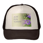 Just For Today Bell Flowers Mesh Hats