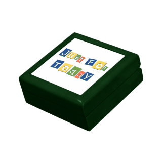 Just For Today God Box Trinket Box